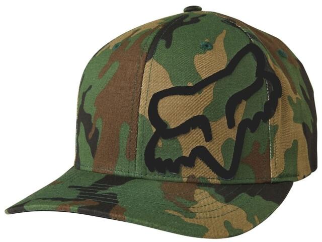Fox Flex 45 Flexfit cappello Uomo, camo
